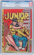 Golden Age (1938-1955):Humor, Junior #16 (Fox Features Syndicate, 1948) CGC FN/VF 7.0 Off-white to white pages....