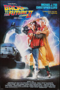"""Movie Posters:Science Fiction, Back to the Future Part II (Universal, 1989). One Sheet (26.75"""" X39.75"""") SS. Science Fiction.. ..."""
