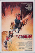 "Movie Posters:Adventure, The Goonies (Warner Brothers, 1985). One Sheet (27"" X 41""). Adventure.. ..."