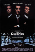"Movie Posters:Crime, Goodfellas (Warner Brothers, 1990). One Sheet (27"" X 40.5"") DS. Crime.. ..."