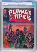 Magazines:Science-Fiction, Planet of the Apes #1 (Marvel, 1974) CGC NM/MT 9.8 White pages....