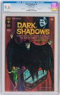 Bronze Age (1970-1979):Horror, Dark Shadows #8 File Copy (Gold Key, 1971) CGC NM+ 9.6 Off-whitepages....