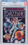 Modern Age (1980-Present):Superhero, Dazzler #1 (Marvel, 1981) CGC NM/MT 9.8 Off-white to whitepages....