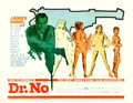 "Movie Posters:James Bond, Dr. No (United Artists, 1962). Half Sheet (22"" X 28"") MitchellHooks Artwork.. ..."