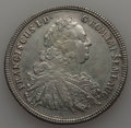 German States:Augsburg, German States: Augsburg. Free City in the name of Franz I Taler1764 T-F(A)H AU - Cleaned,...