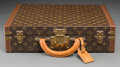 Other, A Louis Vuitton Classic Monogram Leather Briefcase, Paris, France, late 20th-early 21st century. 16 h x 17-1/4 w x 4-1/2 d i...