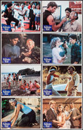 "Movie Posters:Sports, The Karate Kid (Columbia, 1984). Lobby Card Set of 8 (11"" X 14""). Sports.. ... (Total: 8 Items)"