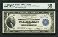 Fr. 727 $1 1918 Federal Reserve Bank Note PMG Choice Very Fine 35