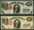 $1 1917 Legals Two Examples
