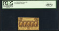 Fractional Currency:First Issue, Fr. 1282SP 25¢ First Issue Narrow Margin Face PCGS Choice...