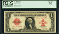Large Size:Legal Tender Notes, Fr. 40 $1 1923 Legal Tender PCGS Very Fine 30.. ...
