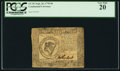 Colonial Notes:Continental Congress Issues, Continental Currency September 26, 1778 $8 PCGS Very Fine 20.. ...