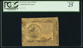 Colonial Notes:Continental Congress Issues, Continental Currency November 29, 1775 $5 PCGS Very Fine 25.. ...