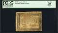 Colonial Notes:Maryland, Maryland August 14, 1776 $2 PCGS Apparent Very Fine 20.. ...