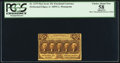 Fractional Currency:First Issue, Fr. 1279 25¢ First Issue PCGS Apparent Choice About New 58.. ...