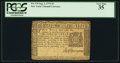 Colonial Notes:New York, New York September 2, 1775 $3 PCGS Very Fine 35.. ...