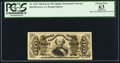 Fractional Currency:Third Issue, Fr. 1324 50¢ Third Issue Spinner PCGS Apparent Choice New 63.. ...