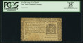 Colonial Notes:New York, New York August 13, 1776 $3 PCGS Apparent Very Fine 25.. ...