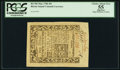Colonial Notes:Rhode Island, Rhode Island May 1786 40s PCGS Apparent Choice About New 55.. ...