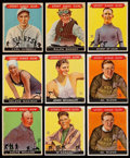 Baseball Cards:Lots, 1933 Sport Kings Collection (9). ...