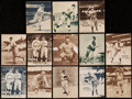 Baseball Cards:Lots, 1934 Batter Up Collection (13).. ...
