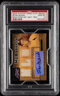 Baseball Cards:Singles (1970-Now), 2005 Playoff Prime Cuts Stan Musial MLB Icons Signature Material Trio #MLB37 PSA Gem Mint 10 - Only 10 Exist....