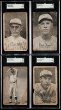 Baseball Cards:Lots, 1921-30 Exhibits Baseball Collection (15) - Includes HOFers. . ...