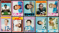 Football Cards:Sets, 1972 Topps Football Low Number Complete Set (264). ...