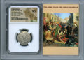 Ancients:Islamic, Ancients: TABARISTAN. Abbasid Governors. Sa'Id Ibn Da'La (AH160-162 / AD 776-778). AR hemidrachm. NGC MS. ...
