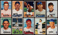 Baseball Cards:Sets, 1951 Bowman Baseball Partial Set (209/324) With 15 High Numbers. ...