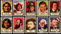 Non-Sport Cards:Sets, 1952 Topps Look-N-See Near Set (109/135). ...