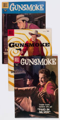Silver Age (1956-1969):Western, Gunsmoke Group of 18 (Dell, 1958-70) Condition: Average VF/NM....(Total: 18 Comic Books)