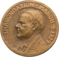 Political:Inaugural (1789-present), Herbert Hoover: High Grade Official Inaugural Medal in Bronze....
