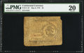 Colonial Notes:Continental Congress Issues, Continental Currency May 9, 1776 $3 PMG Very Fine 20.. ...