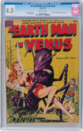 Golden Age (1938-1955):Science Fiction, An Earth Man on Venus #nn (Avon, 1951) CGC VG+ 4.5 Off-whitepages....