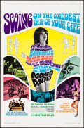 "Movie Posters:Exploitation, Mondo Mod (Timely Motion Pictures Inc., 1967). One Sheet (27"" X41""). Exploitation.. ..."