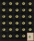 "Baseball Collectibles:Pins, 1938 PM8 ""Our National Game"" Pins Complete Set (30).. ..."