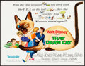 "Movie Posters:Comedy, That Darn Cat (Buena Vista, 1965). Half Sheet (22"" X 28""). Comedy....."