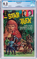 Bronze Age (1970-1979):Science Fiction, Star Trek #17 (Gold Key, 1973) CGC NM- 9.2 Off-white pages....