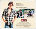 "Movie Posters:Drama, Tex (Buena Vista, 1982). Half Sheet (22"" X 28""). Drama.. ..."