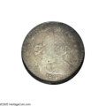 Early Half Dimes: , 1802 H10C AG3 Details, Plugged, Heat Damage, NCS. V-1, LM-1, R.5.The only dies. The 1802 Half Dime is a famous rarity amon...