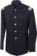Militaria:Uniforms, Charles King's Five-Button Undress Blouse. ...