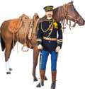 Militaria:Uniforms, 1902 7th Cavalry Trooper Ready to Ride.... (Total: 20 Items)