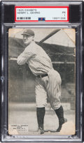 Baseball Cards:Singles (Pre-1930), 1925 Exhibits Lou Gehrig Rookie PSA Poor 1.. ...