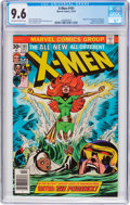 Bronze Age (1970-1979):Superhero, X-Men #101 (Marvel, 1976) CGC NM+ 9.6 Off-white to white pages....