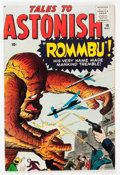 Silver Age (1956-1969):Horror, Tales to Astonish #19 Trimmed (Marvel, 1961) Condition: ApparentFN....
