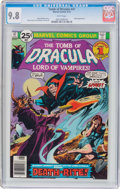 Bronze Age (1970-1979):Horror, Tomb of Dracula #47 (Marvel, 1976) CGC NM/MT 9.8 White pages....