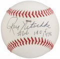 Autographs:Baseballs, Ray Nitschke Single Signed Baseball. . ...