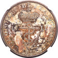 "British West Indies, British West Indies: George IV.  Proof ""Anchor Money"" 1/2Dollar 1822/1 PR64 NGC,..."