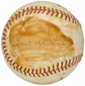 Autographs:Baseballs, Ken Boyer Single Signed Baseball.. ...